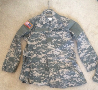 Who Designs Military Maternity Uniforms Must Be Men